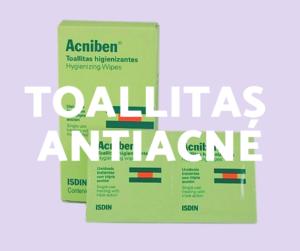 toallitas anti acne