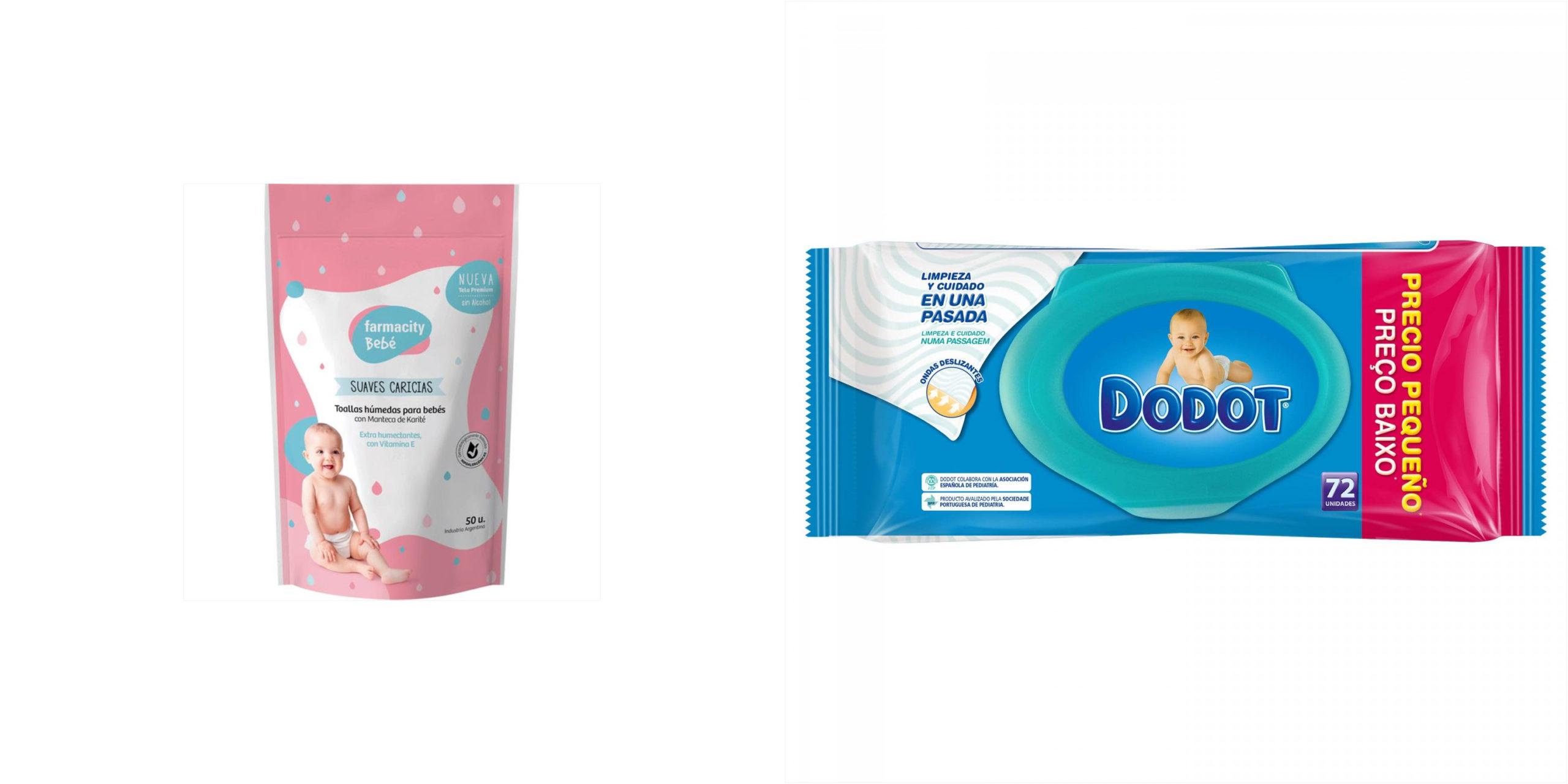 972 Toallitas Dodot Sensitive Toallitas Para Beb/é 18 Paquetes