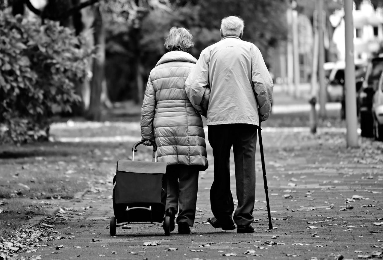 una boda para poder llegar a viejitos juntos